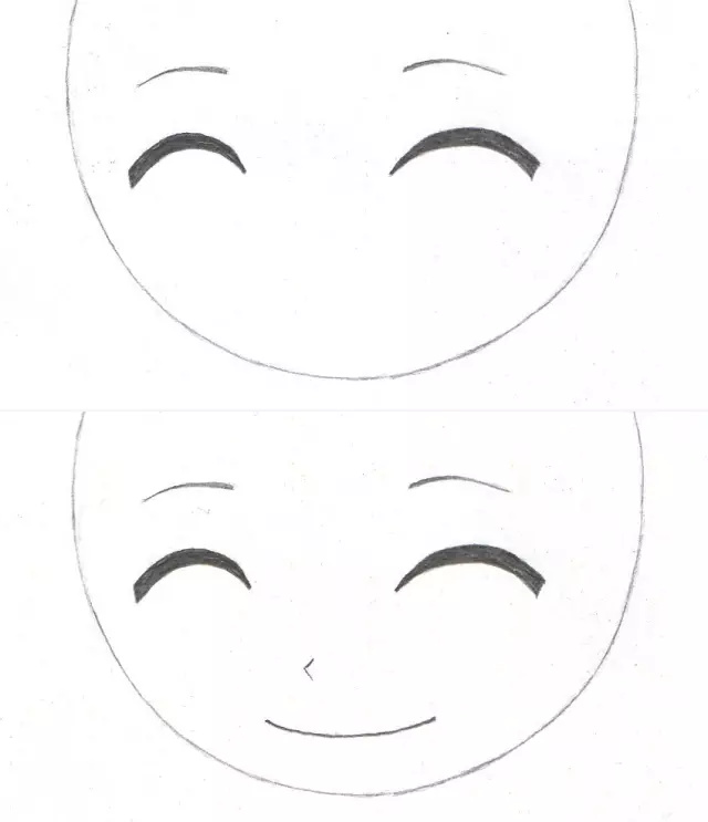 【绘画】如何绘画出可爱的卡通人物——花花姑娘图片