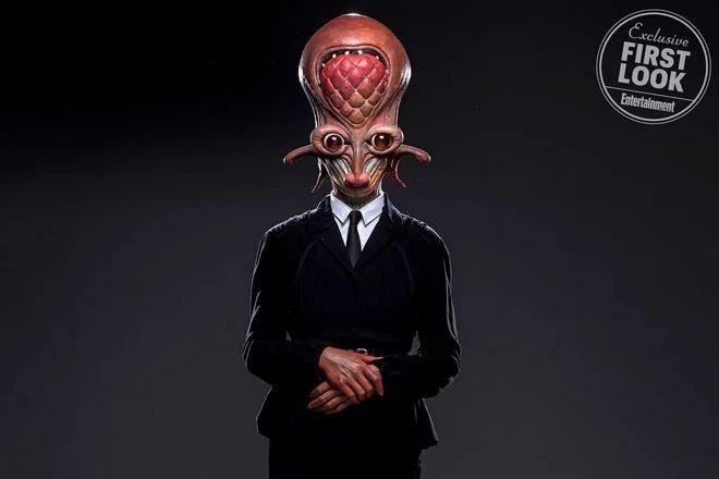 《黑衣人:全球追缉》最近情报大放送,一大波外星人正在靠近