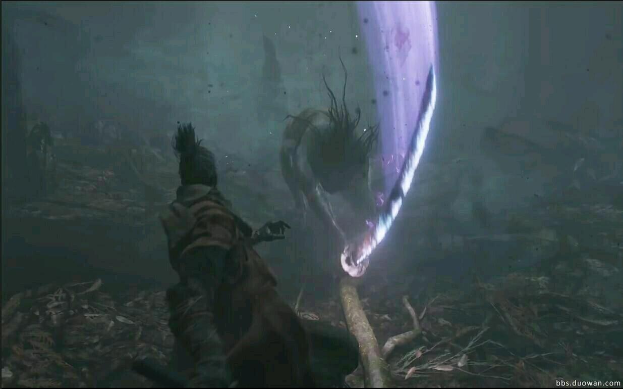 《只狼》隐藏boss:怨恨之鬼的剧情与技术总结,战场之上化身修罗