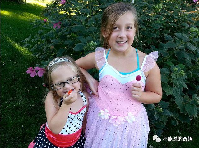 小女孩幼鲍_9岁小女孩自创颠覆常识的糖果,就连父母都抢着买给自己的孩子啊