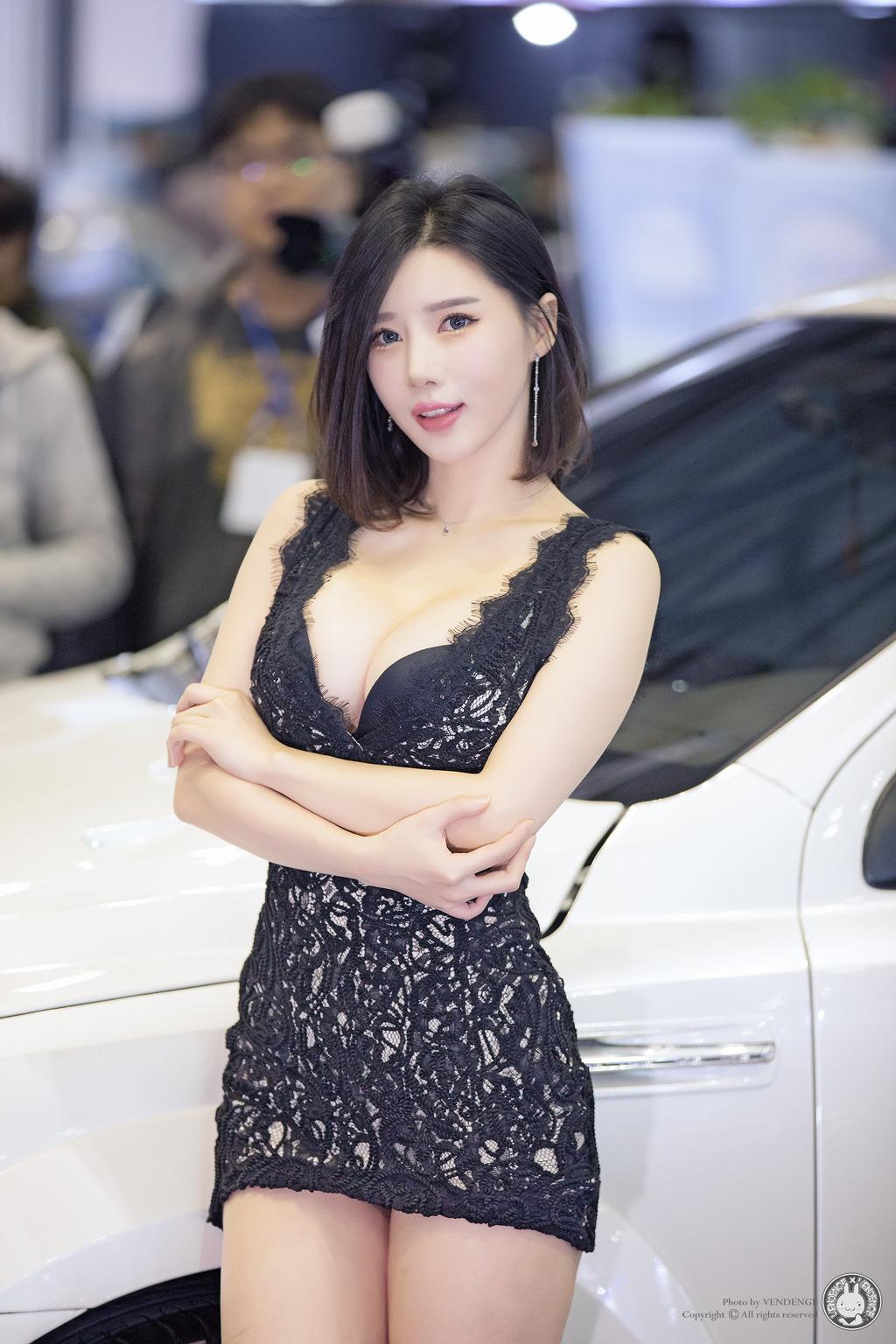 性感美女宋姝儿美女图片精选武超车展图片