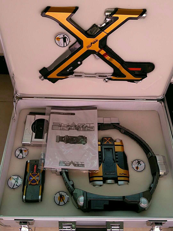 假面骑士faiz腰带,凯撒csm腰带,自制装备箱,假面骑士555 csm腰带