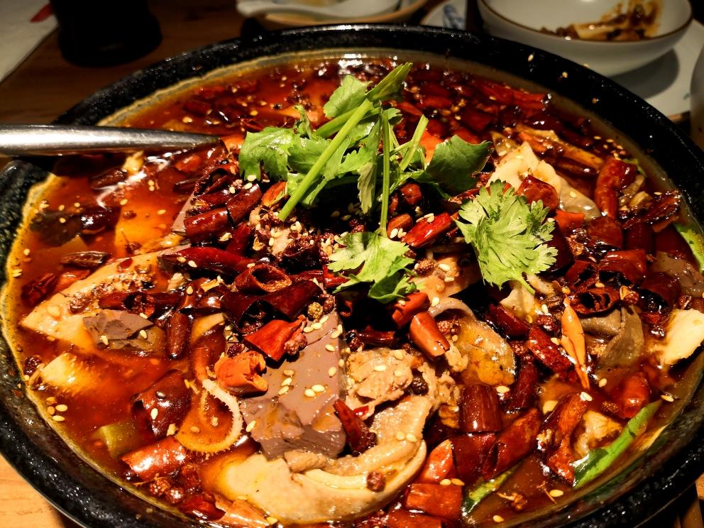 西安美食辣味推荐推荐悉尼曲江美食图片