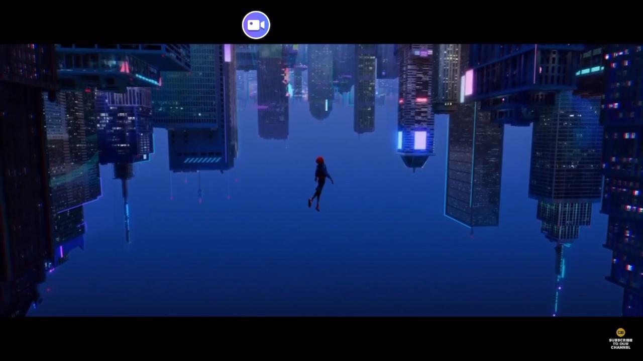 吹爆蜘蛛侠平行宇宙画面,每一帧都是超清壁纸.