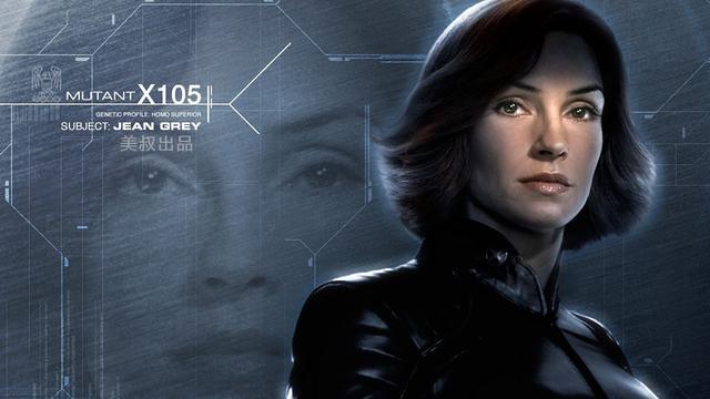 《x电影:黑凤凰》第二支预告片:除了魔形女之死还有这些爱情!有关于动漫空中战警的细节图片
