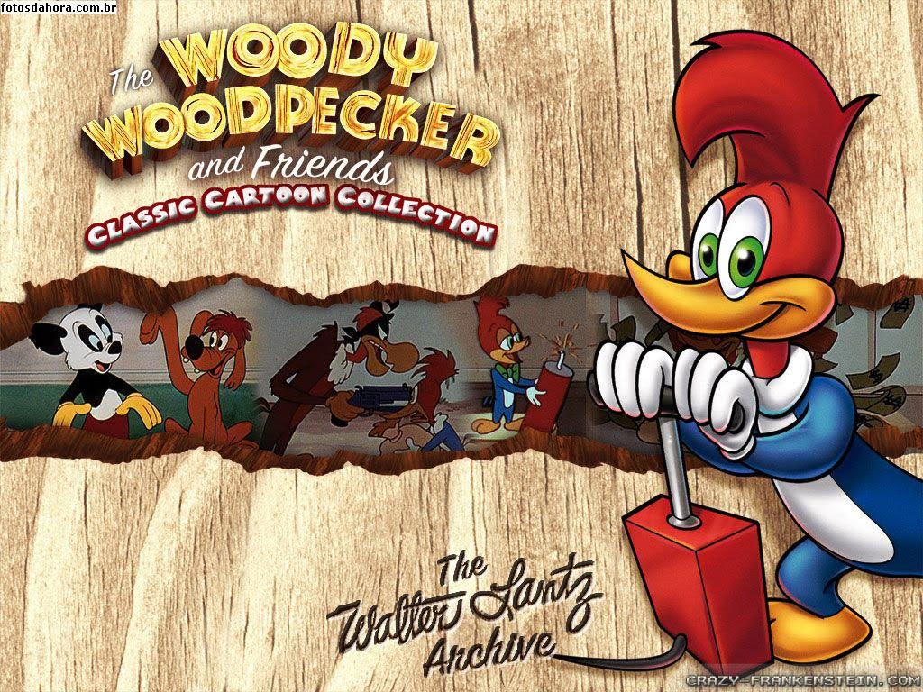 《啄木鸟伍迪》背后的小故事