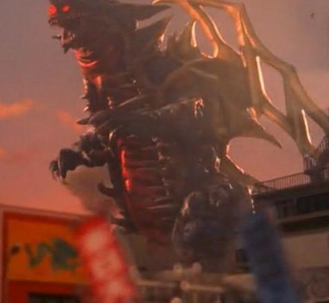欧布猛斯王,是《超时空大决战》中的怪兽,号称是能够超越撒旦比佐,能