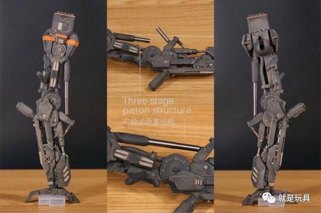 【就是玩具】机甲控必入:这款《第九区》外骨骼装甲我图片