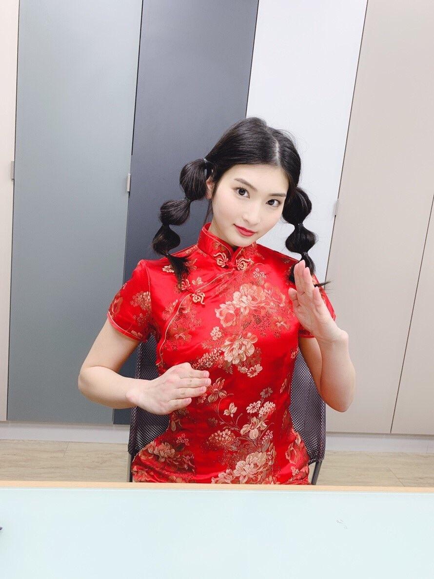 女神每日动态 2019 01 20 明日花绮罗 樱空桃 等