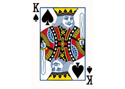 fate系列中扑克牌――k