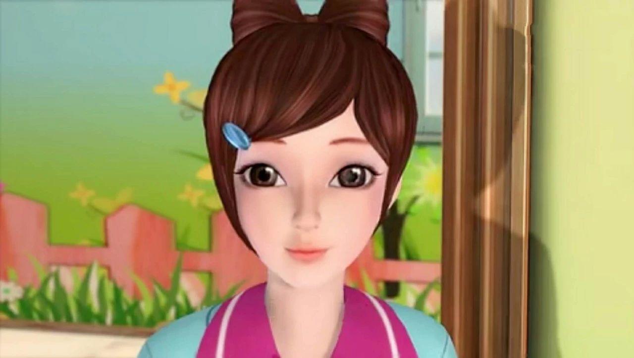 叶罗丽陈思思发型教学-叶罗丽的发型教程_陈思思头发图片