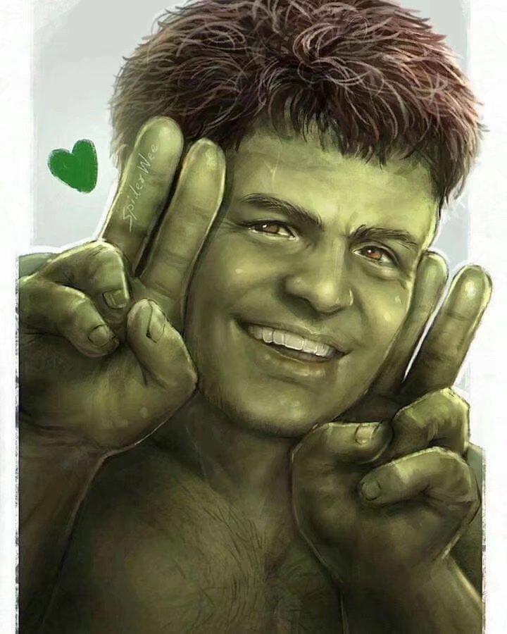 绿巨人浩克图片