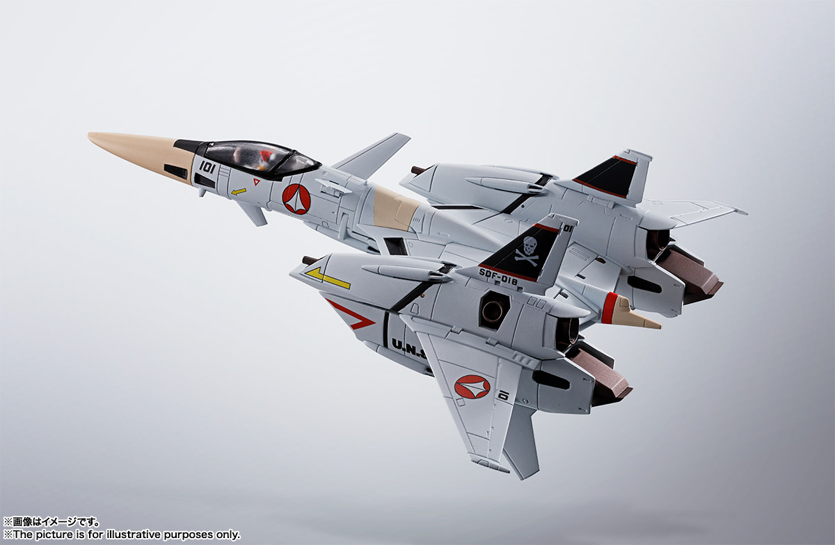 hi-metal r vf-4 闪电iii,发售价格 12,960 円(含税)