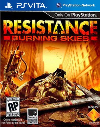 16 抵抗:燃烧苍穹  射击游戏  2012年7月17号