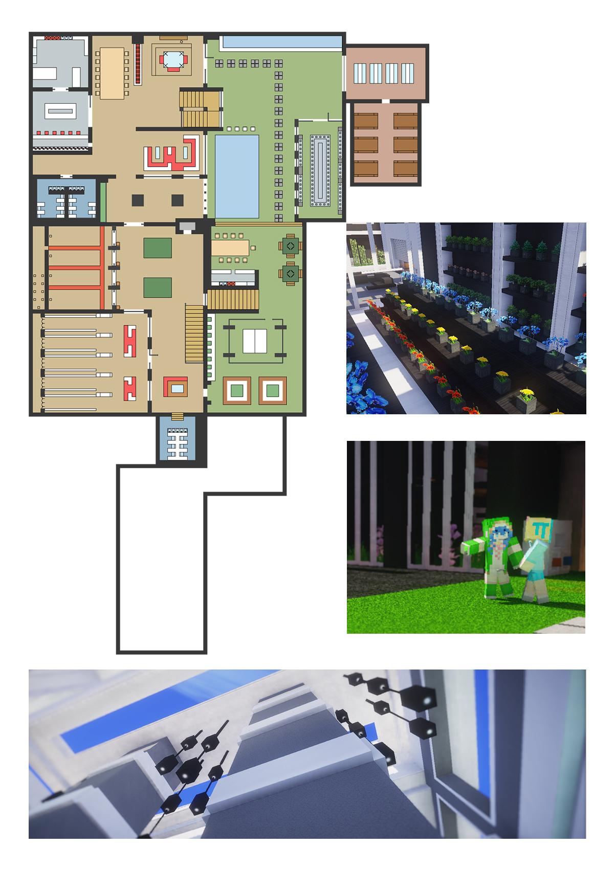 【我的别墅现代建筑群】合肥v别墅世界--源梦岛庭院设计私家别墅海岛图片