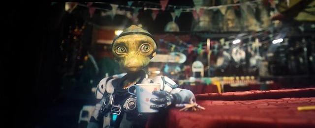 贺岁喜剧电影《疯狂的外星人》发布