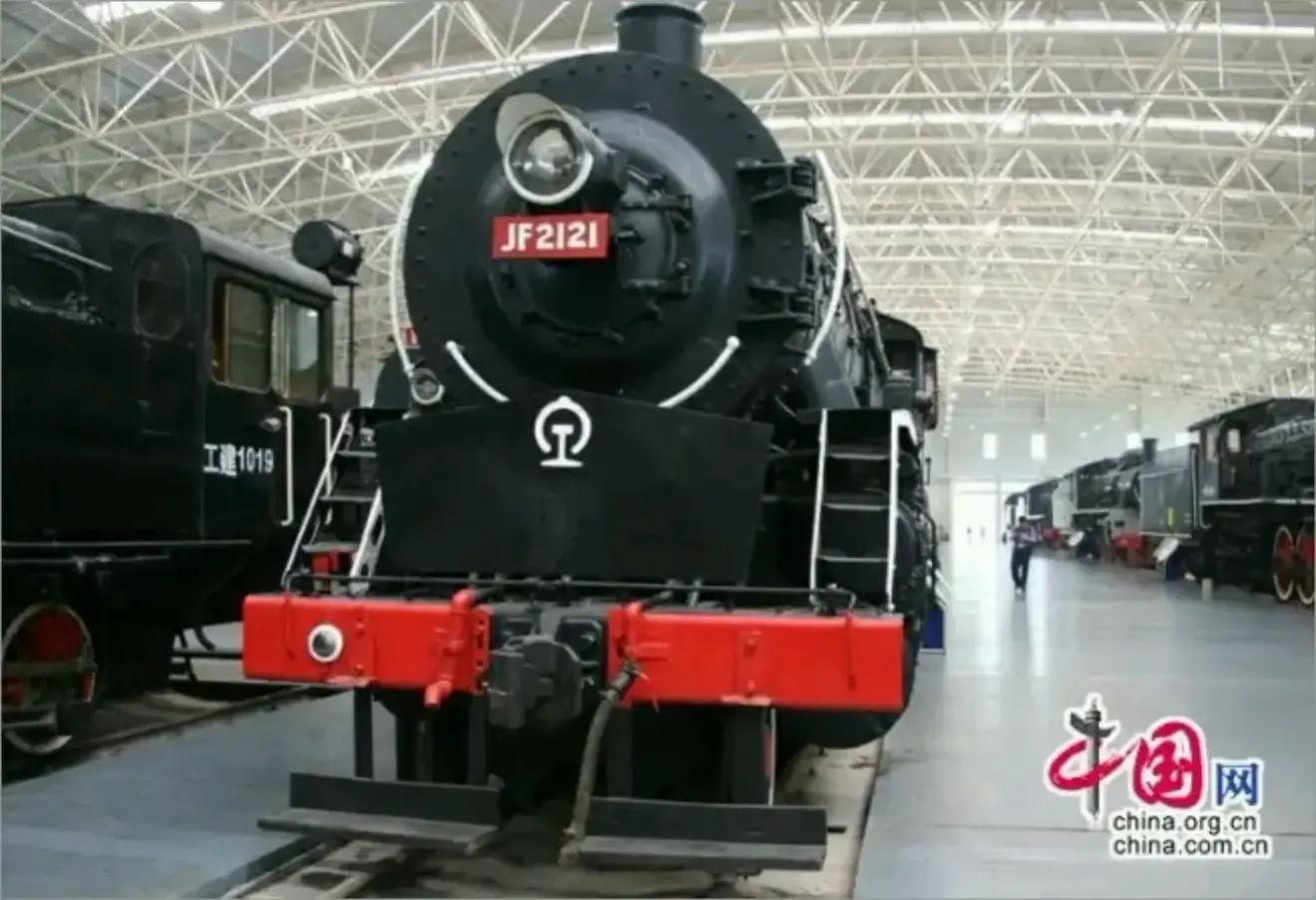 解放型4101号蒸汽机车   1959年ㄇㄎ型机车改称为解放型,现用代号jf.图片