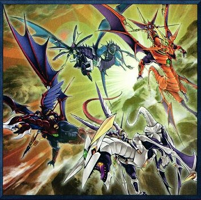 游戏王dt史诗——天空的龙骑士(4)