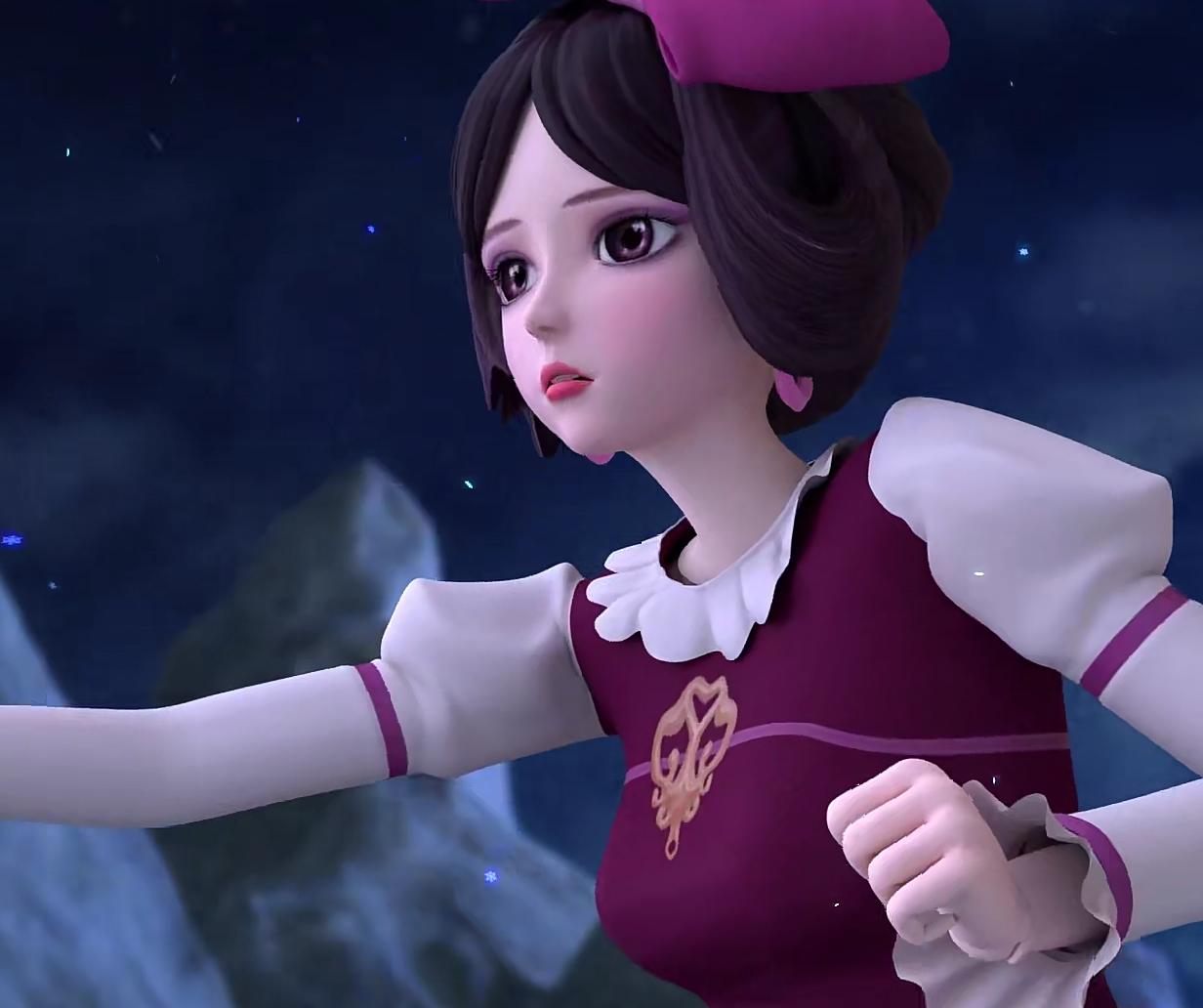 叶罗丽:孔雀也是公主?辛灵仙子这两句话都被我们忽略了图片
