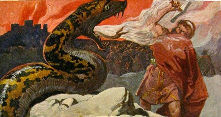 巨蛇耶梦加得