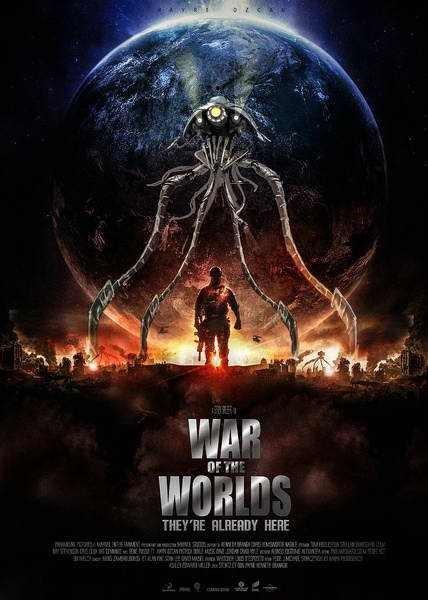 电影《世界大战》中强大的外星人居然无法克服地球上的细菌