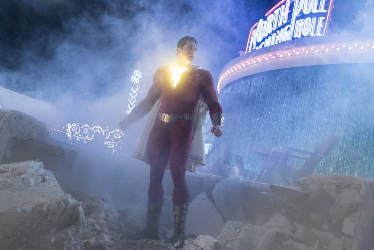 《雷霆沙赞》这部电影为什么值得期待?它将会是dc的崛起之作!