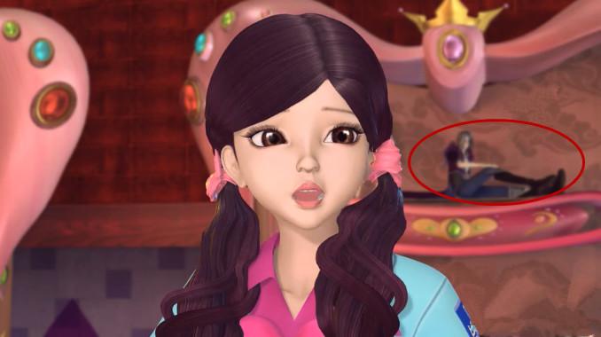 叶罗丽:为什么说辛灵藏了位男仙子?她做的一切都是为了罗丽公主图片