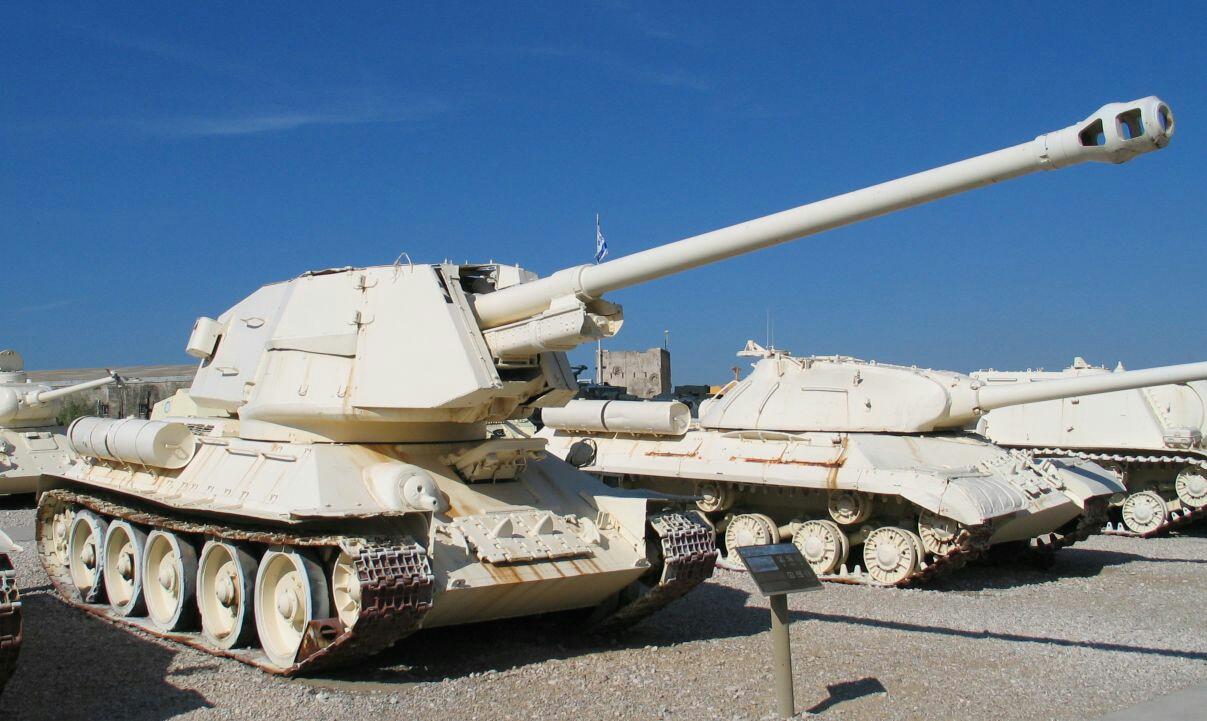 钢铁洪流——苏联t-34中型坦克