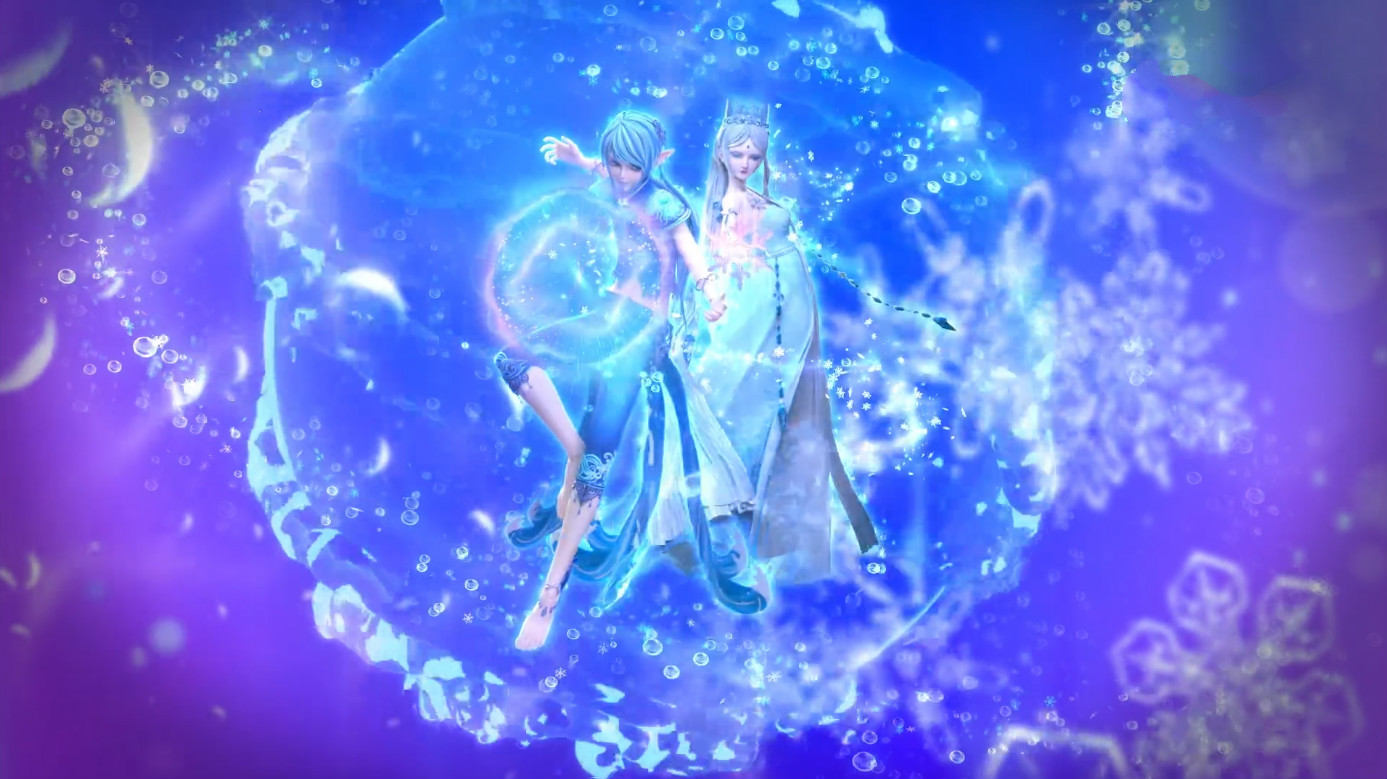 《精灵梦叶罗丽》四大仙子联手毁灭世界,王默表现遭观众吐槽!图片