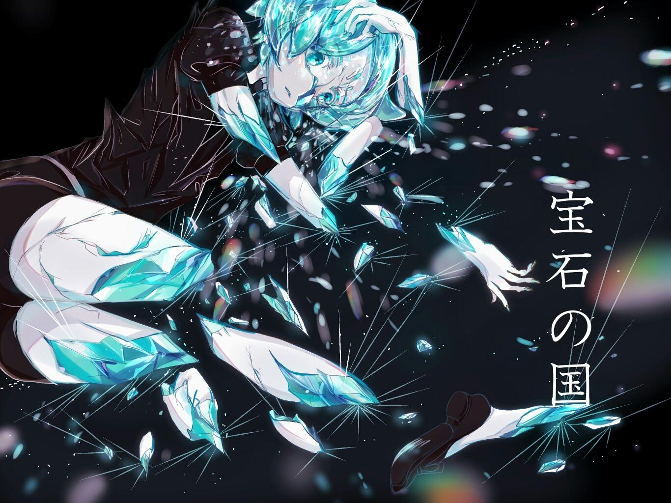 宝石之国超美壁纸!#p站图宝石篇