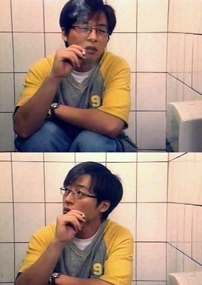 离开人世前最后一刻,刘在石会做什么呢?韩综中他谈对此事的想法