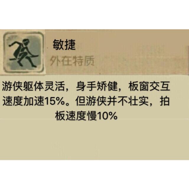 """第五人格原创求生者:""""游侠""""图片"""