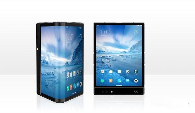 三星更换头像暗示,折叠屏幕手机7号亮相
