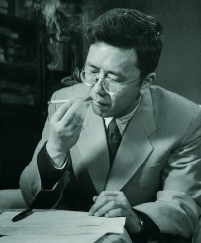 了解华罗庚_中国数学家华罗庚(1910-1985)
