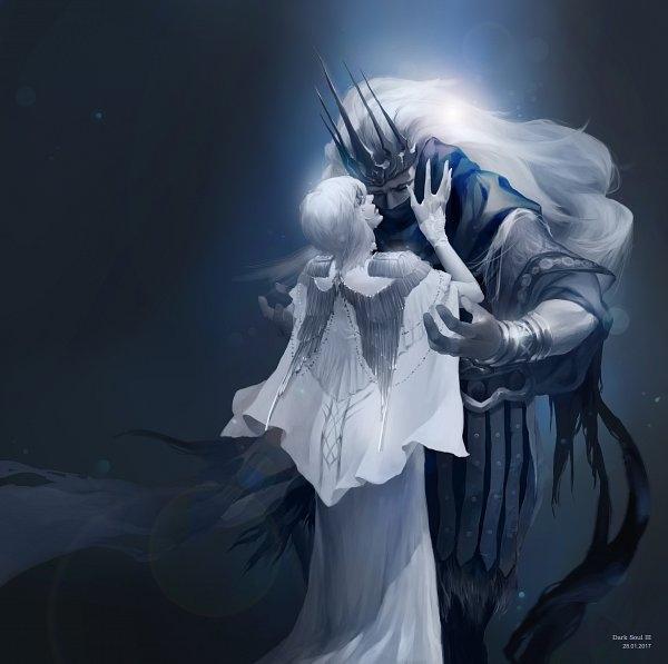 黑魂英灵化(十一):黯影太阳—葛温德林图片