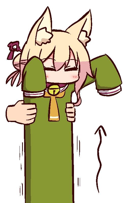 ケモミミちゃん表情包图片