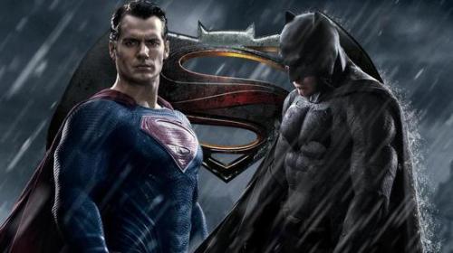 超级英雄电影《蝙蝠侠大战超人:正义黎明》背后英雄的