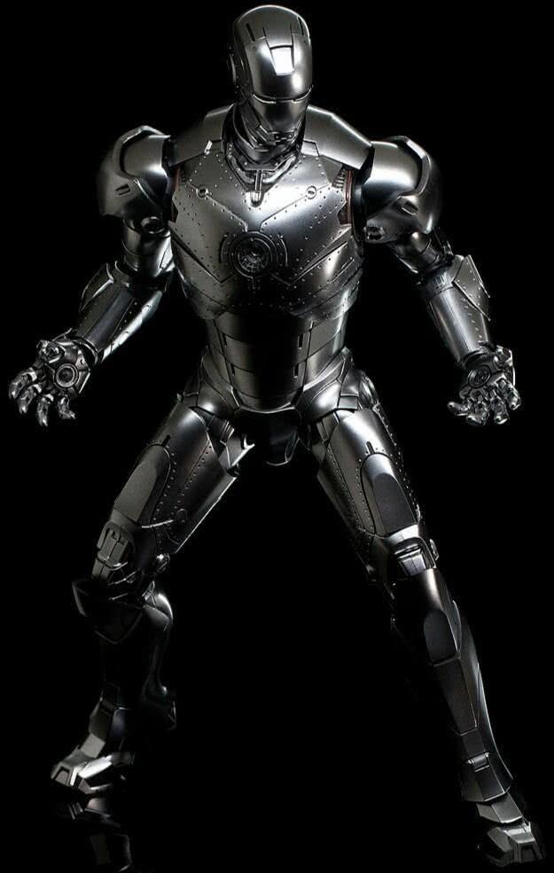 还记得钢铁侠mark2战甲吗?它是几乎所有战甲的原型机