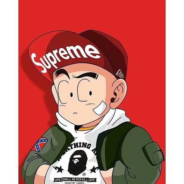 supreme克林图片
