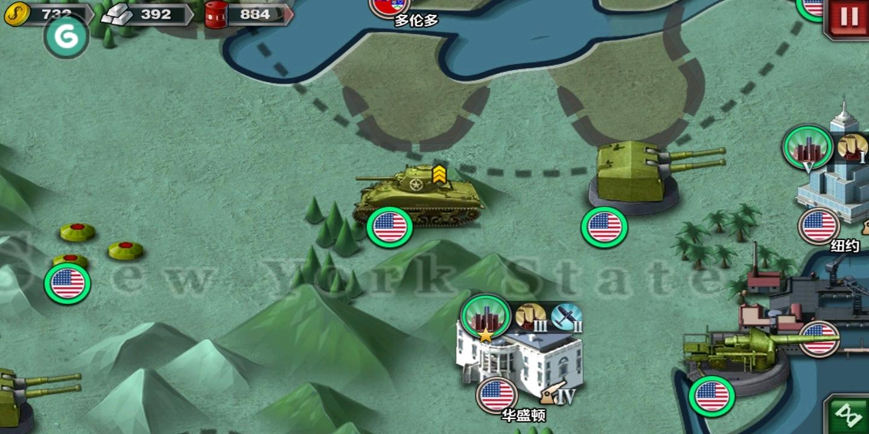 仪表征服者3各国型号世界(美国)16款发现神行刷坦克图片