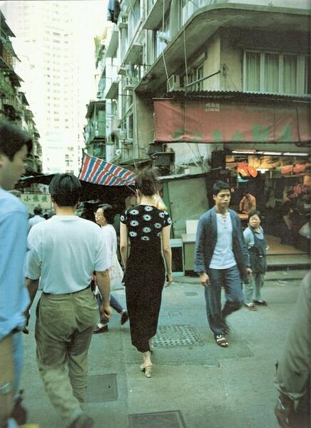 【写真集】香港的天海佑希