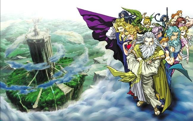 《奥林匹斯星传》十二神