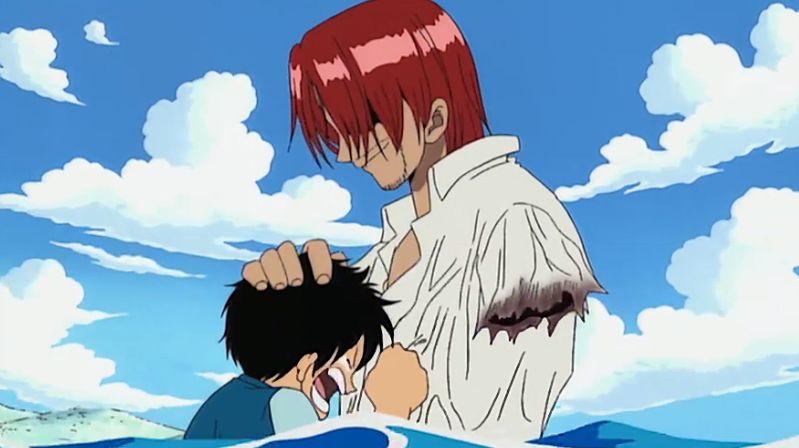 红发香克斯《海贼王》