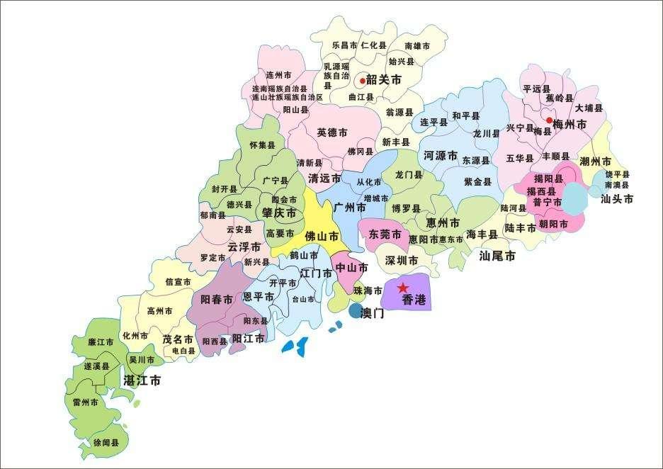 广东省乳源县19年gdp_广东省地图