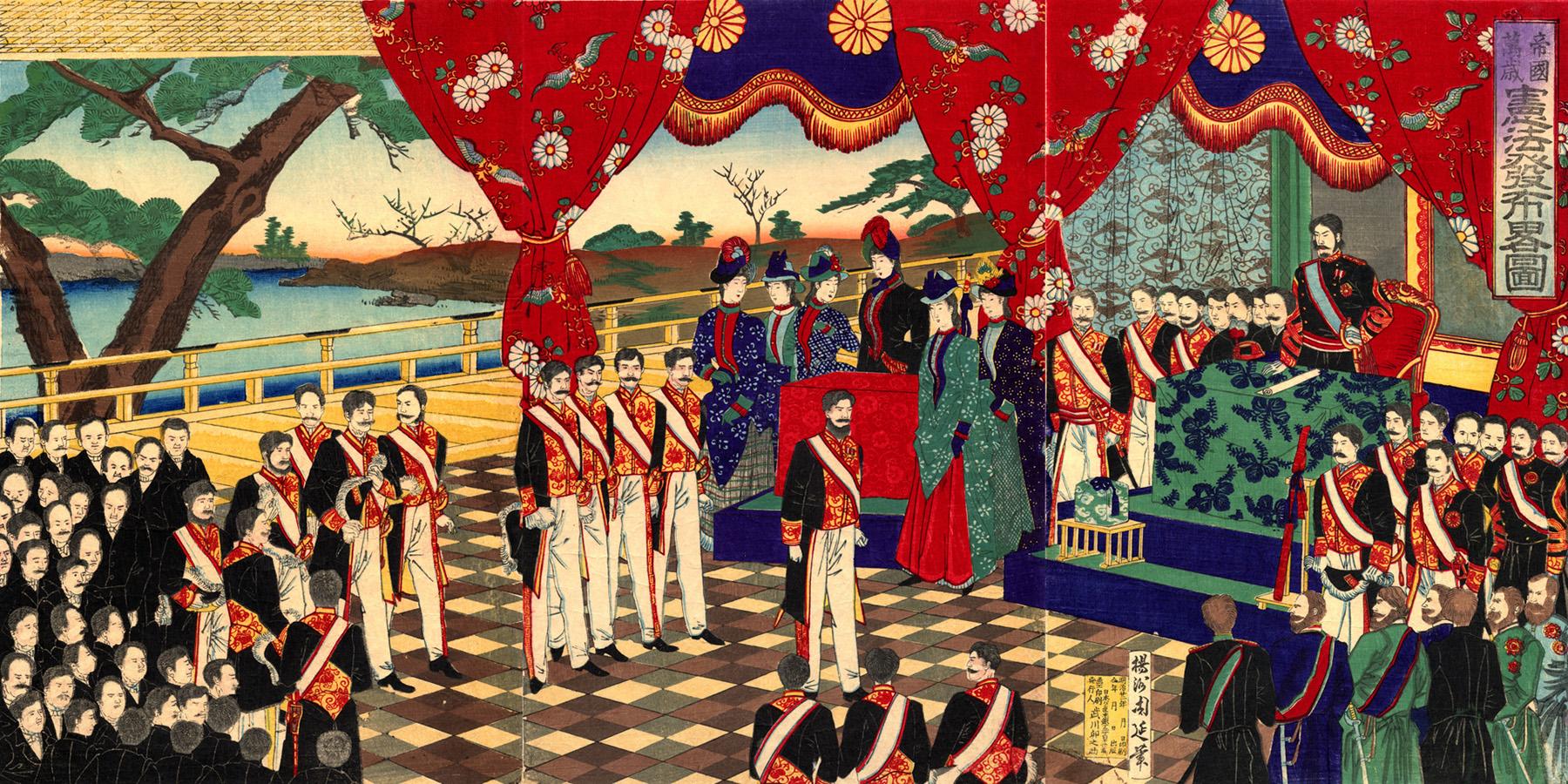 日本君主立宪_日本成为一个二元制君主立宪制国家.