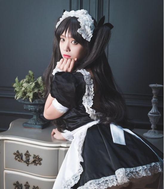 韩国小性感cosplay:火辣身材,姐姐撩人性感女神x电影图片