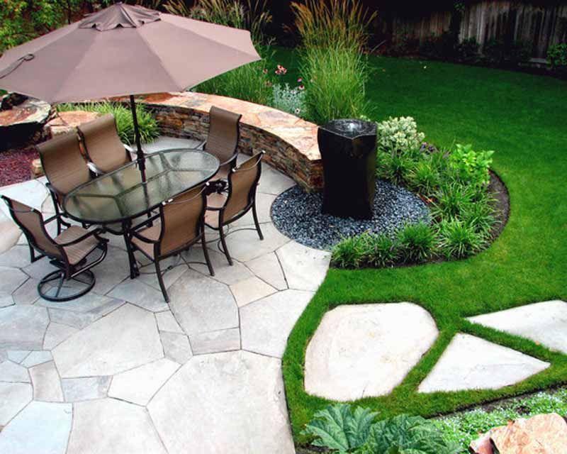 【趣味科普人文】世界各国不同风格别墅庭院景观设计图片