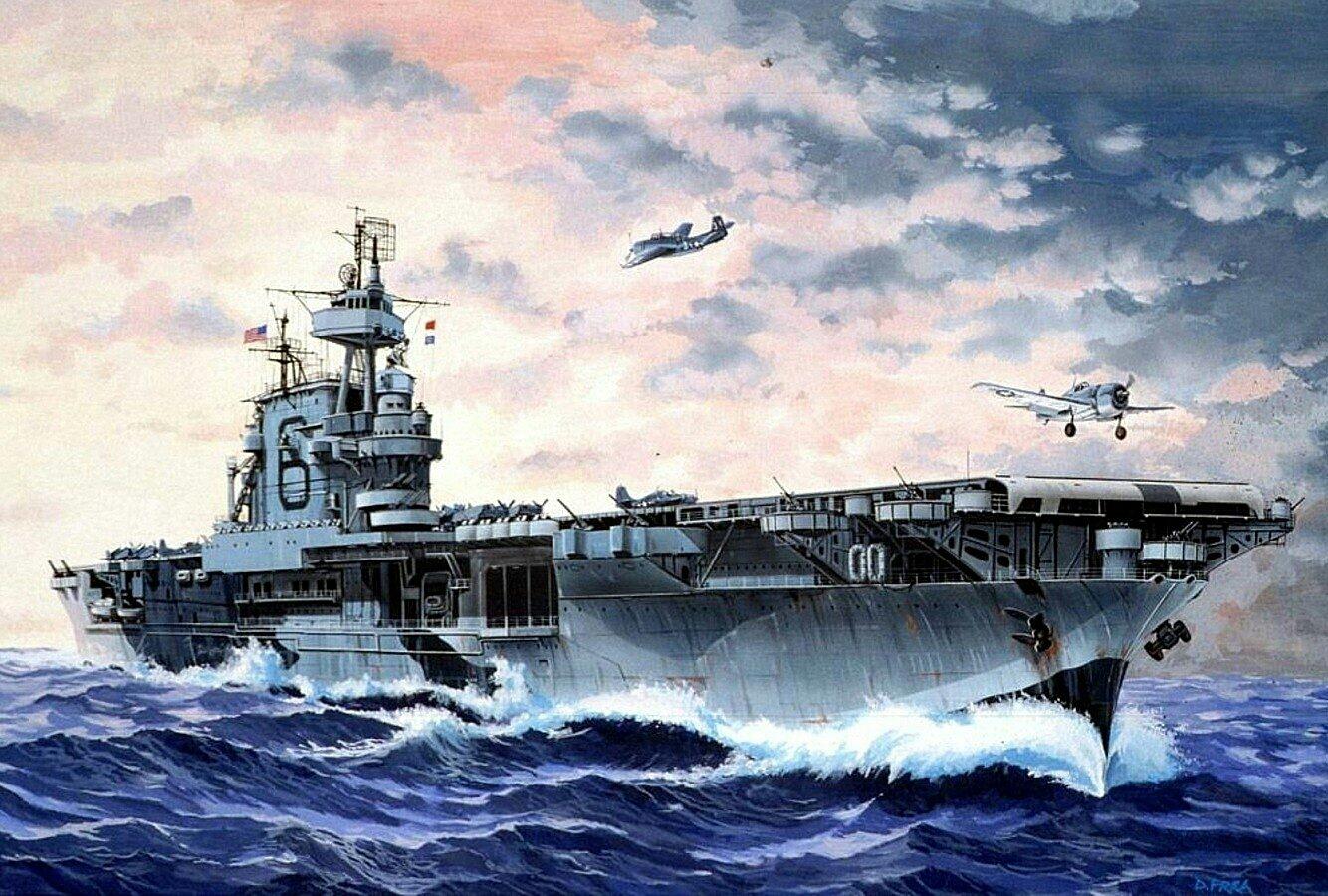 企业号航空母舰
