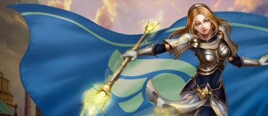 英雄联盟中的女英雄
