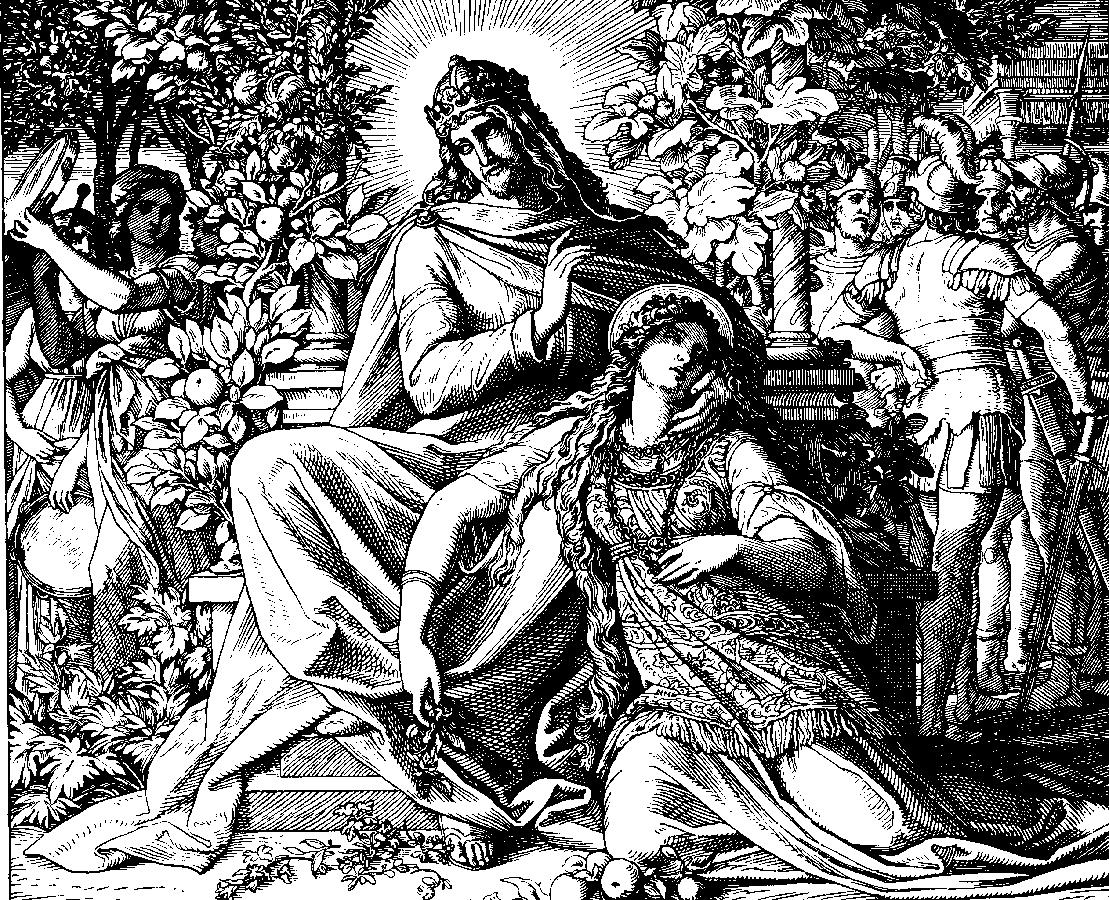 杂谈《圣经》——106〈诗歌智慧书〉系列